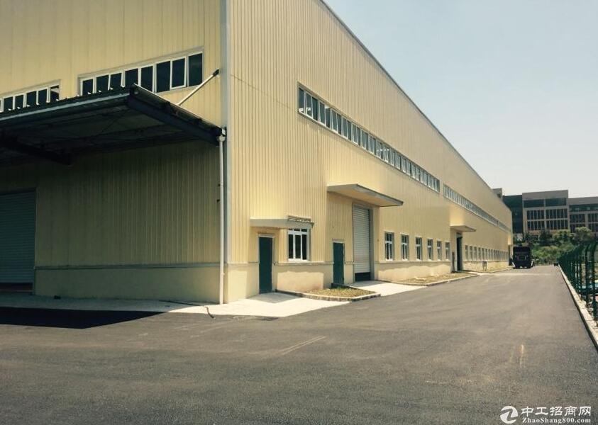 两江新区 鱼复园区5万方标准厂房仓库租售 可分租