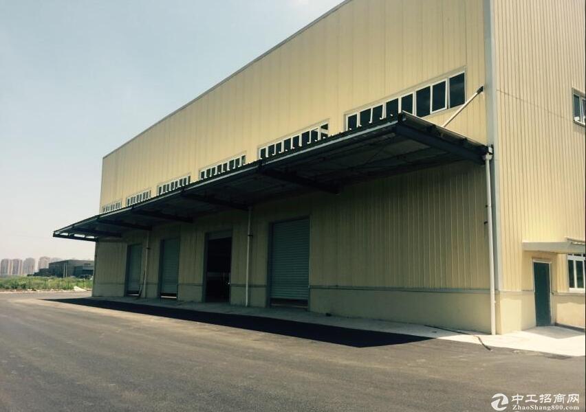 两江新区 鱼复园区5万方标准厂房仓库租售 可分租-图2