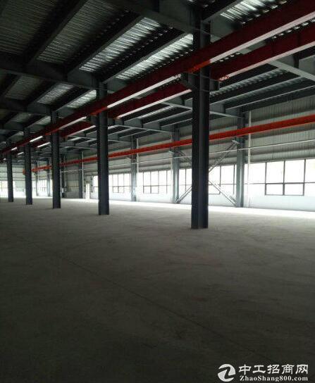 现代工业旁一楼厂房招商10000平米