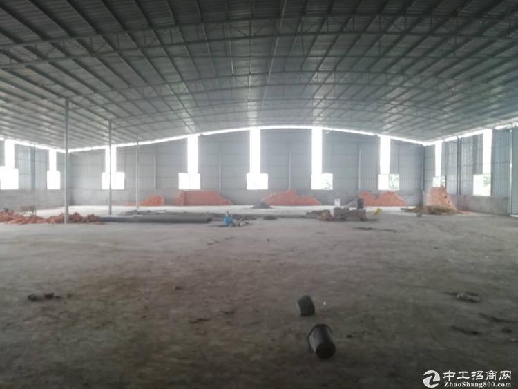 高明荷城庆州工业区分租厂房仓库300平方,高8米,可扮环评