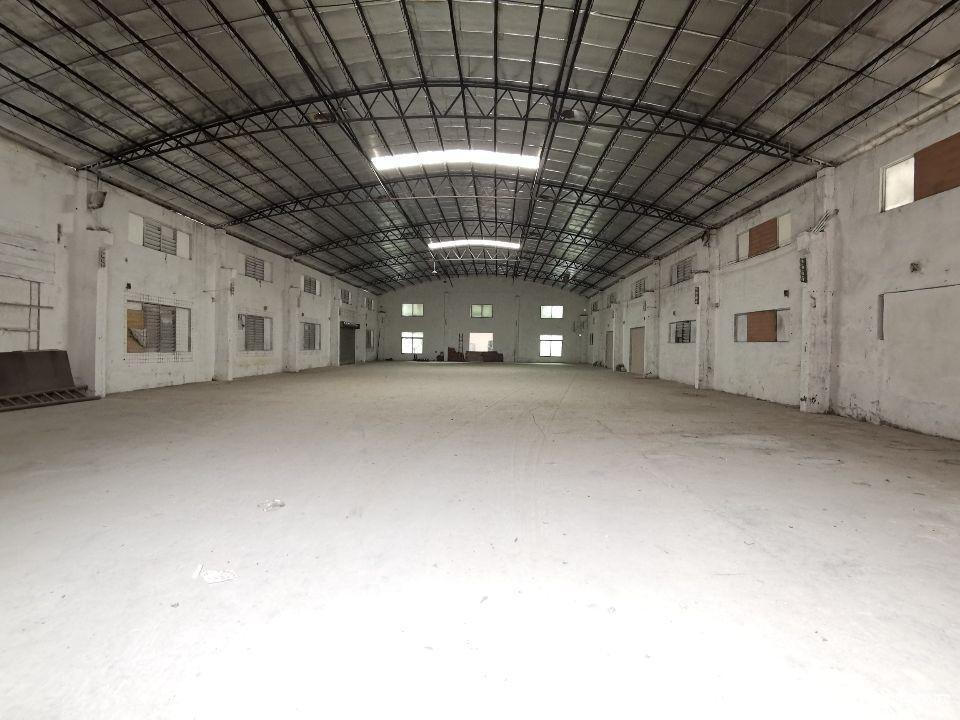 狮山原房东单一层小独院厂房仓库招租,砖墙到顶,可办环评