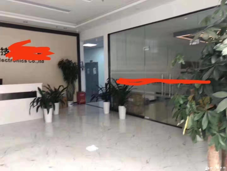 南山西丽大勘1000平方厂房招租可分租做生产、仓库、展厅