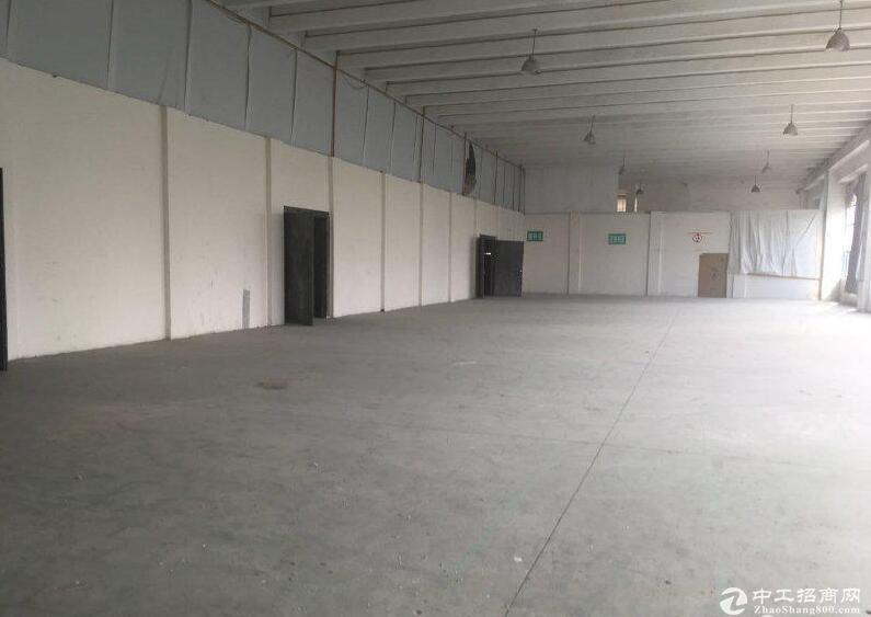 茶园轻轨旁10000平米厂房仓库实惠出租,位置当道-图2