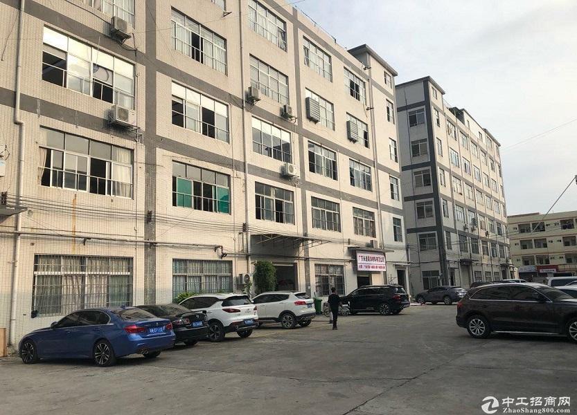 广东江门台山工业园5800平厂房仓库出租可分租办环评独门独院