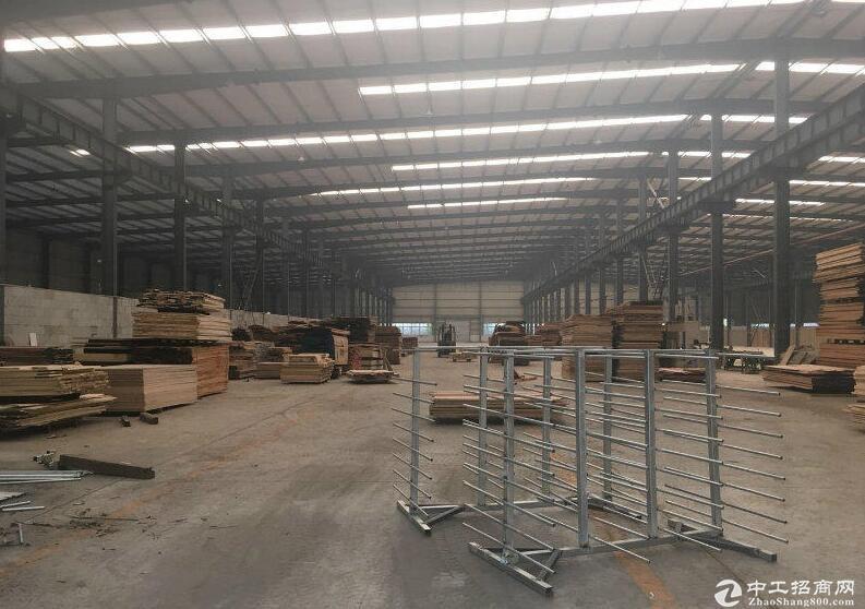 珞璜钢结构单层厂房5000面积出租