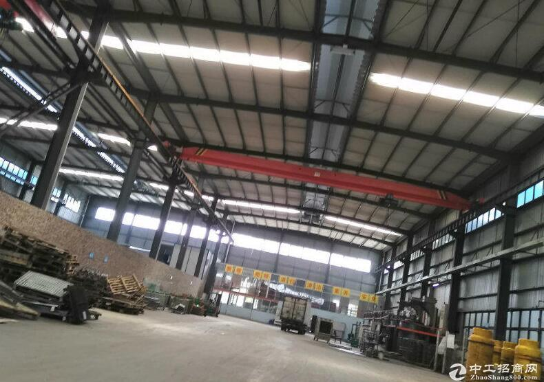 江津双福工业园1800平标准厂房
