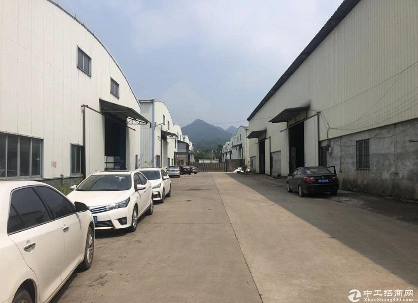 广东江门蓬江工业园区5200平厂房仓库出租可400平起分租