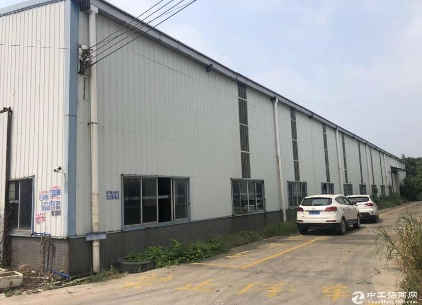广东江门蓬江工业园区5200平厂房仓库出租可400平起分租-图2