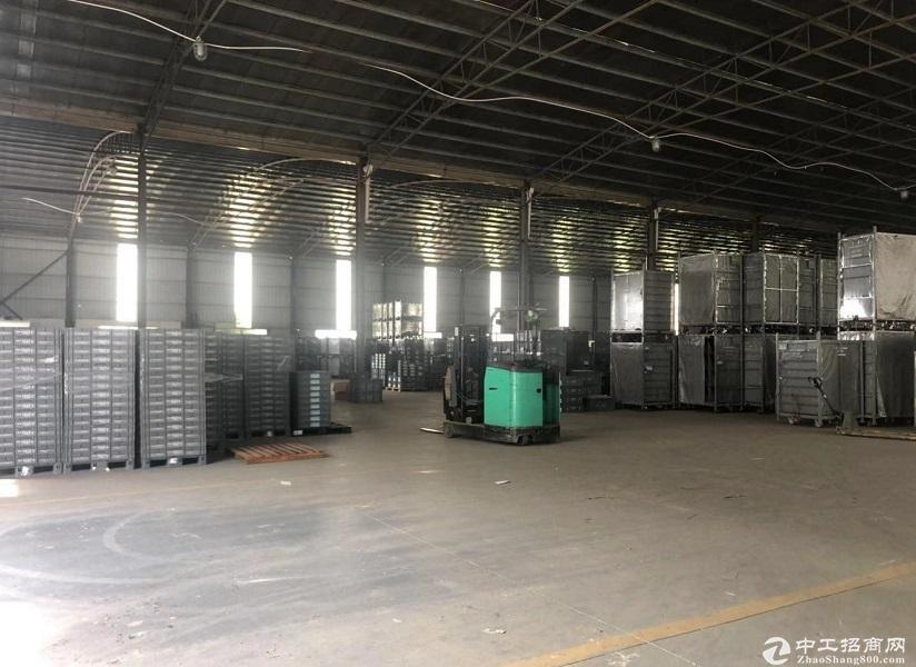 广东江门蓬江工业园区5200平厂房仓库出租可400平起分租-图3