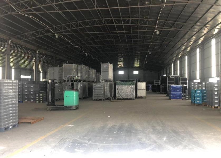 广东江门蓬江工业园区5200平厂房仓库出租可400平起分租-图4