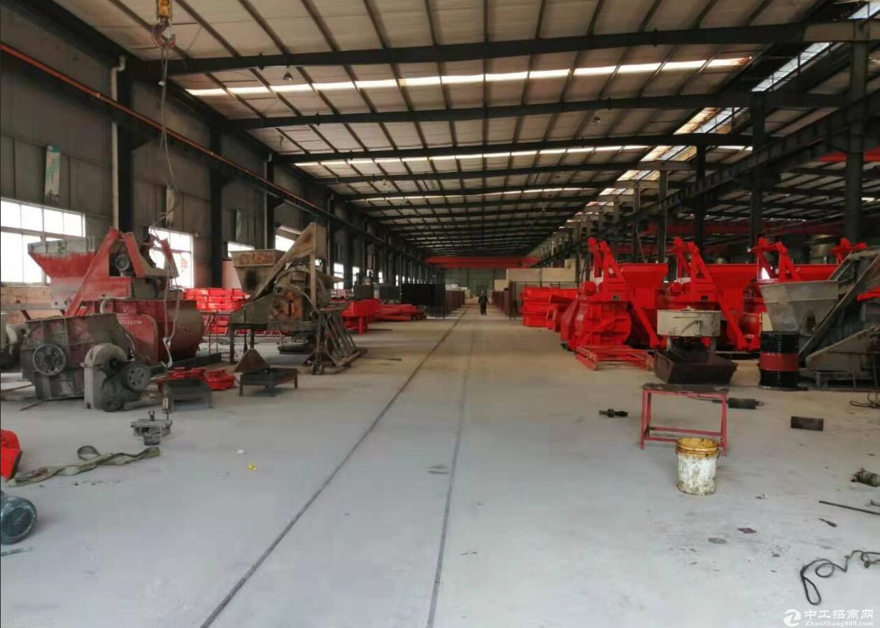 出租珞璜工业园可喷漆厂房3500平方带5吨行车