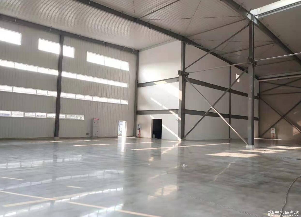 沙坪坝智能制造产业基地 单层钢构厂房 1400㎡起租