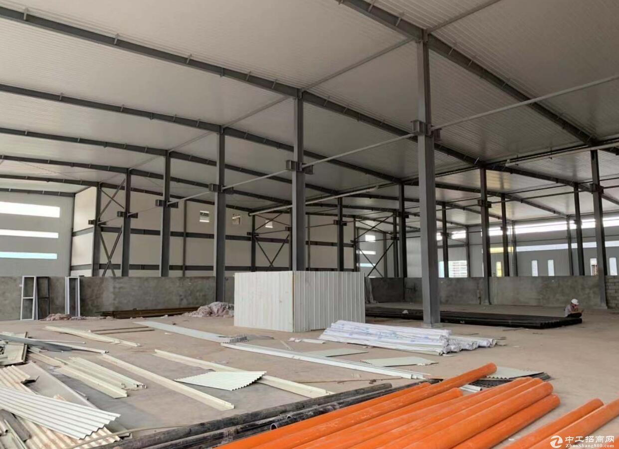 出租沙坪坝井口1000-6000平米钢构厂房