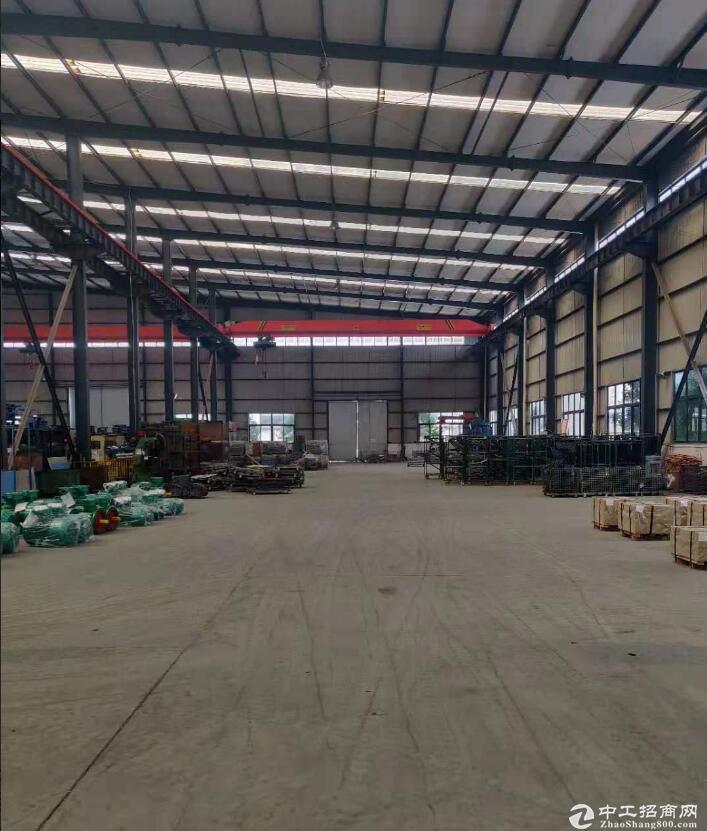 沙坪坝 井口工业园 标准厂房 2800平米 带行车 出租