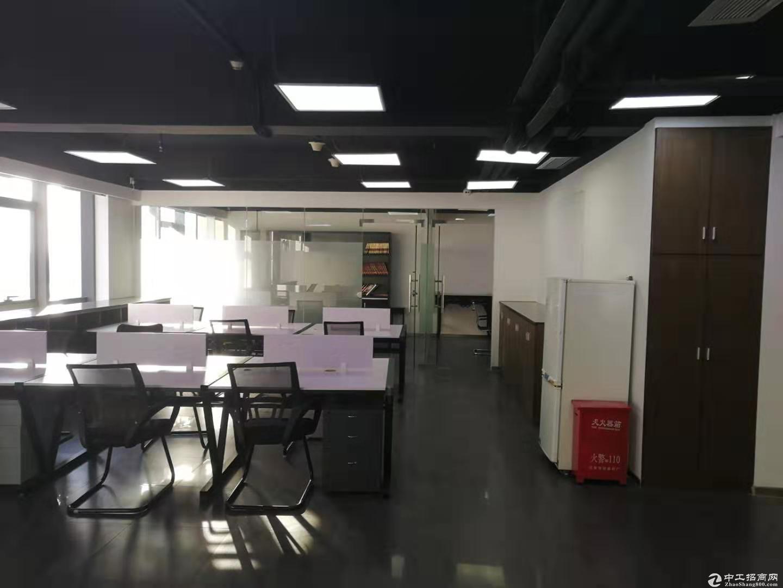 地铁口站精装修办公300平方办公室