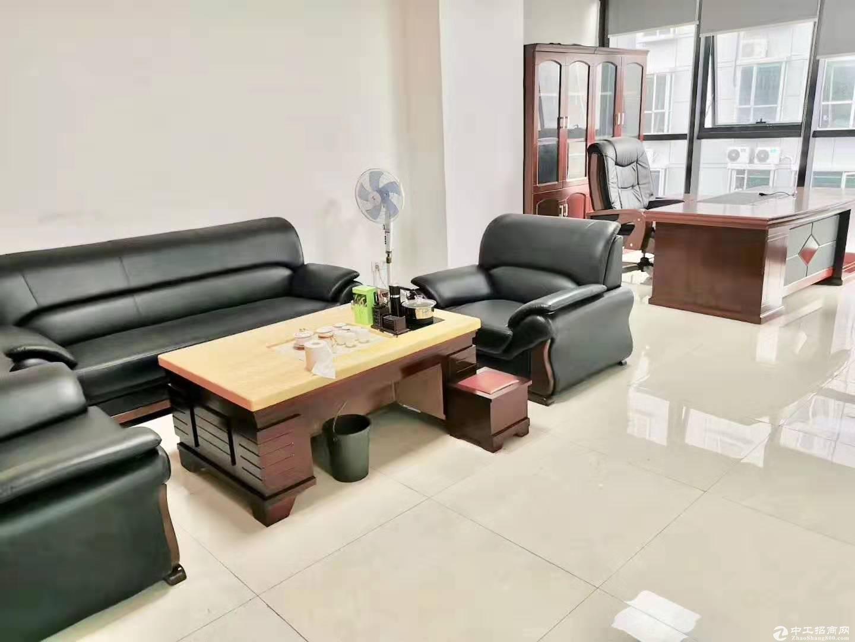 西丽精装修办公室455平方出租