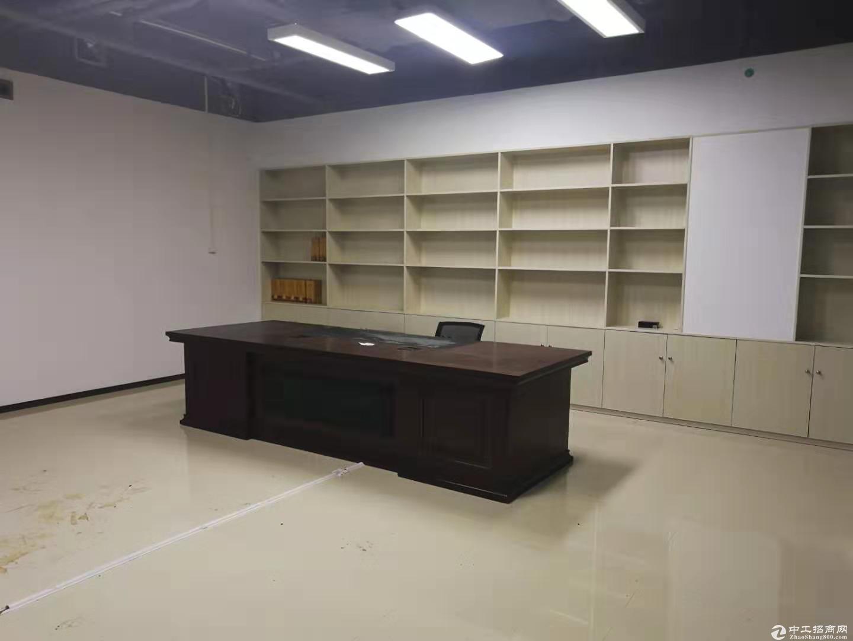南山精装修办公室500平方办公室出租