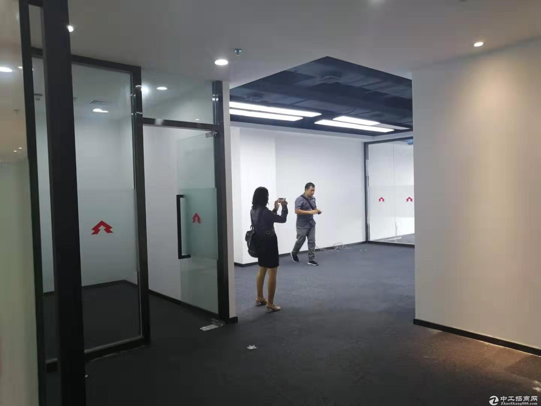 地铁口精装修办公室300平方办公室出租