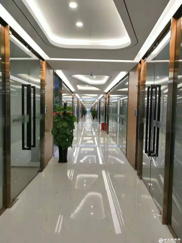 西丽地铁口150平精装办公招租配办公家私-图3
