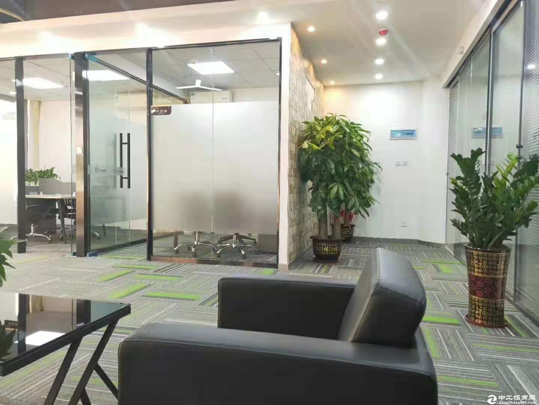西丽地铁口150平精装办公招租配办公家私-图7