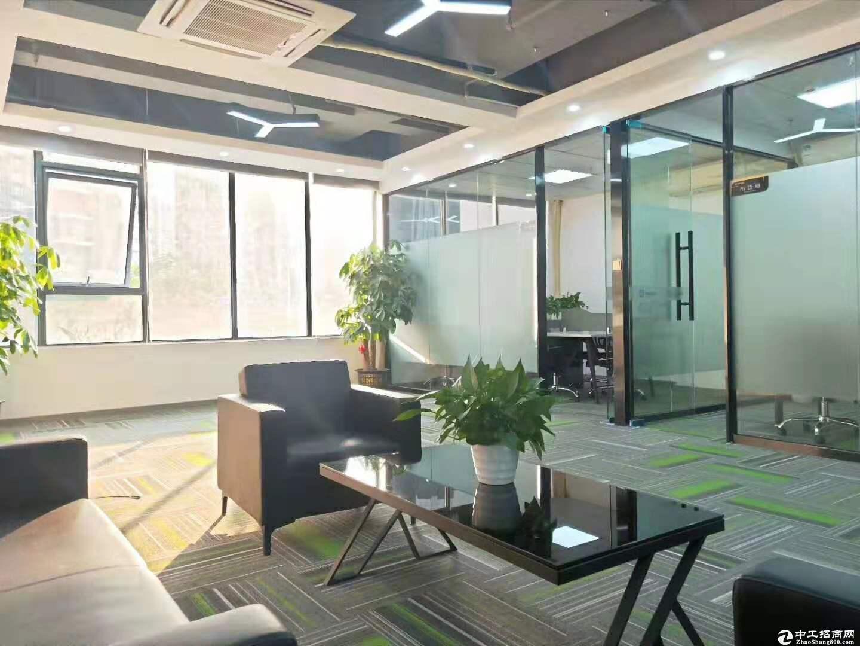 西丽地铁口150平精装办公招租配办公家私-图9