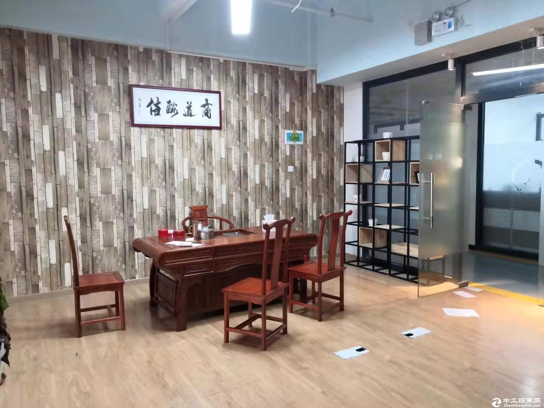 大学城地铁口附近110平精装办公招租-图4