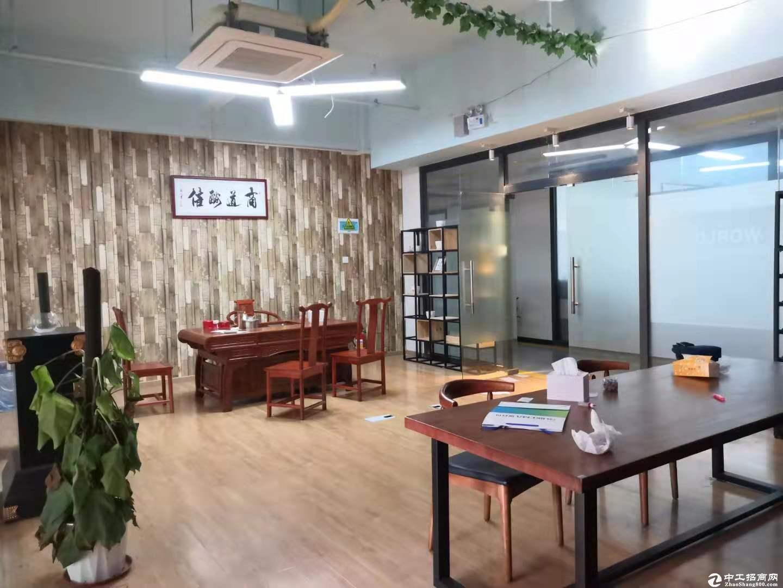 大学城地铁口附近110平精装办公招租-图8