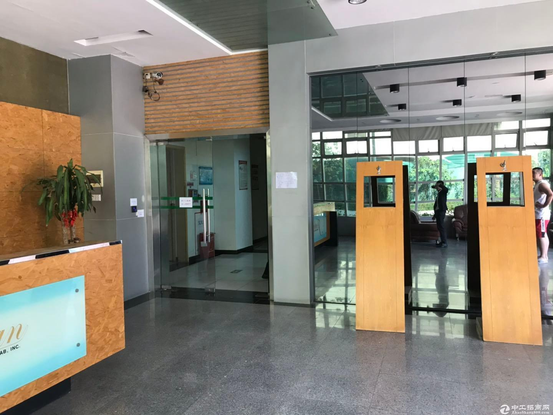 深圳区域原房东8959平米红本建筑面积独院厂房出售-图2