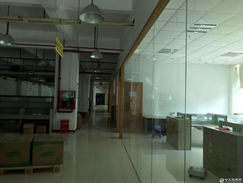 深圳区域原房东8959平米红本建筑面积独院厂房出售-图7