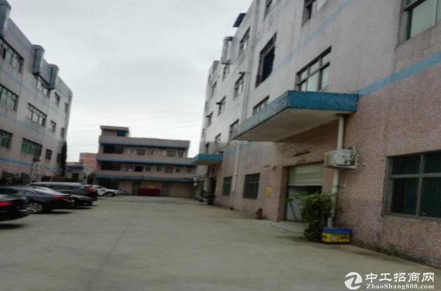 布吉丹竹头2楼500平米电商仓库厂房出租交通好