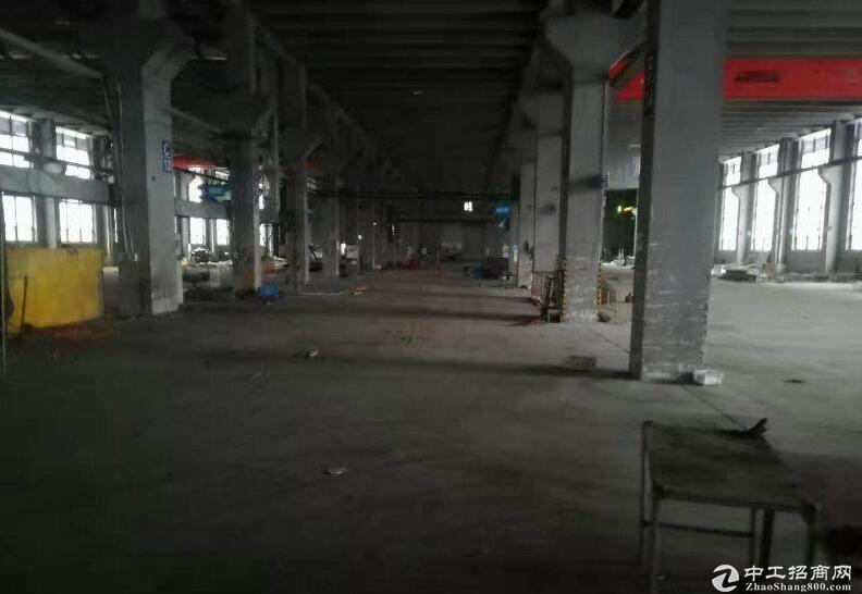 江北复盛8000㎡一楼厂房出租