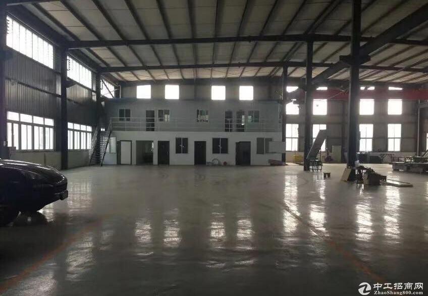 北碚工业园区独栋钢结构标准厂房2650平米出租