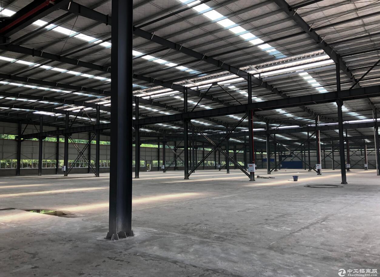 渝北龙兴钢结构厂房1300平米 带20吨行车