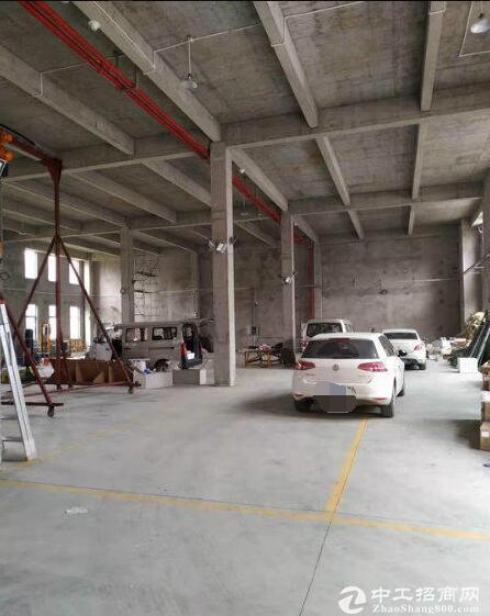 出租北碚水土工业园纯底楼1000平米