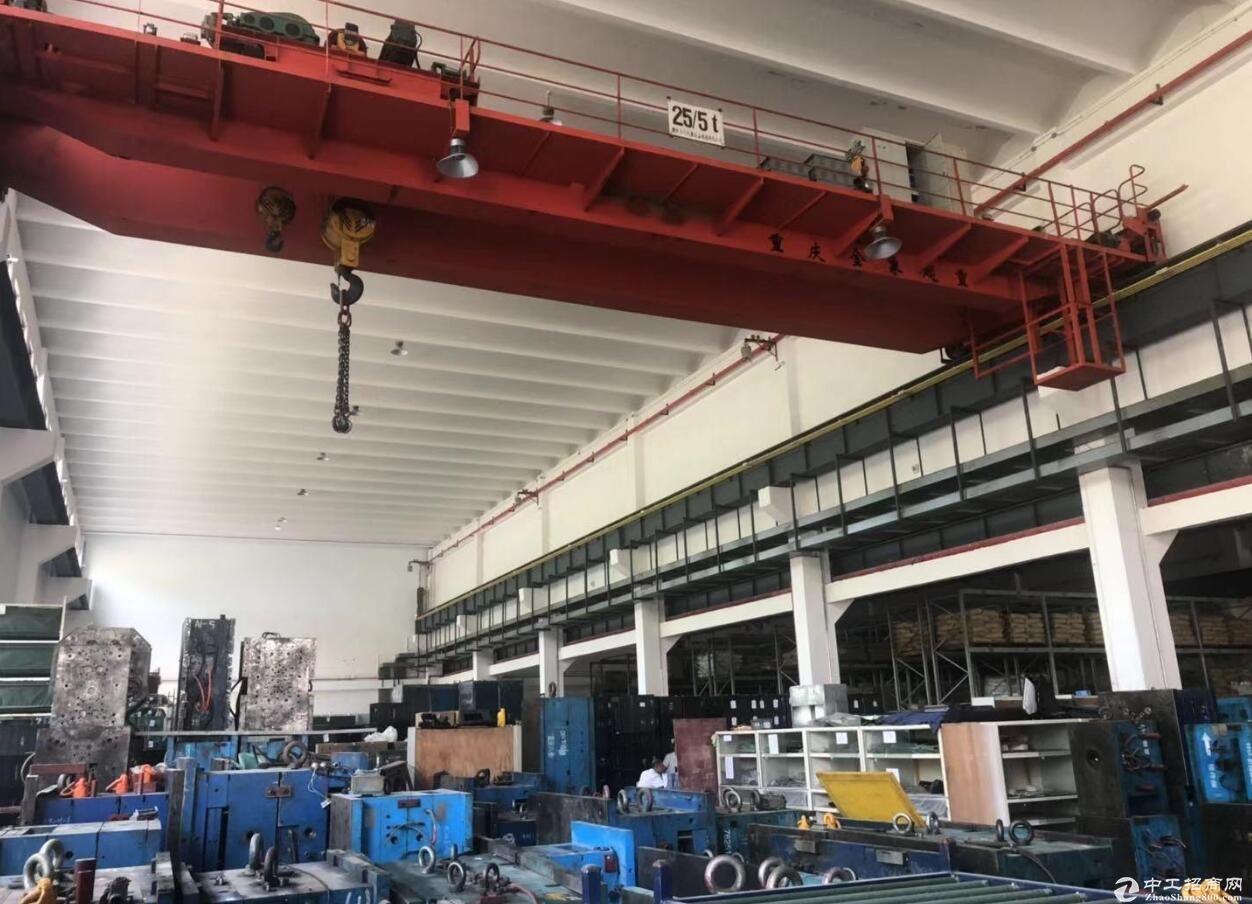 鱼嘴工业园标准行车厂房20000平米