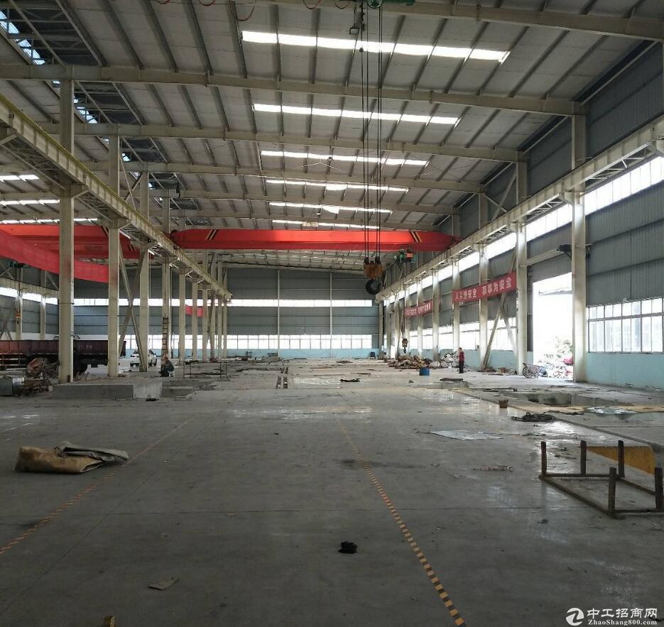 渝北 空港3000平行车厂房 可分租