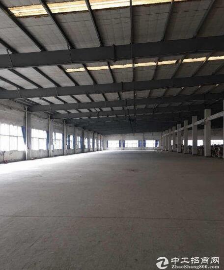 蔡家同兴工业园高速出口二楼3200标准厂房出租