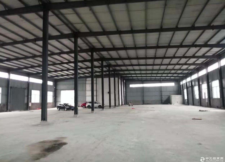 九龙坡工业园旁标准钢结构厂房仓库出租