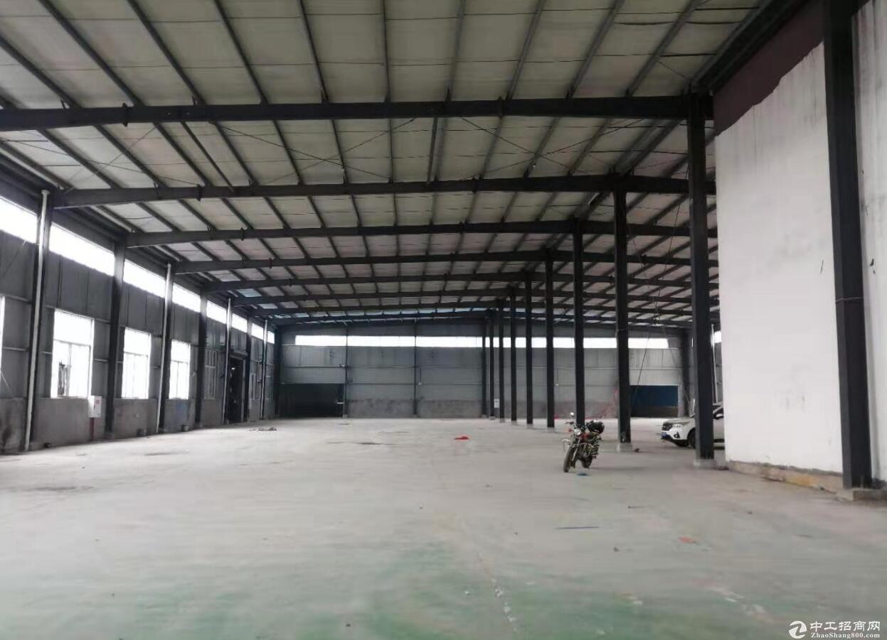 九龙坡工业园旁标准钢结构厂房仓库出租-图2