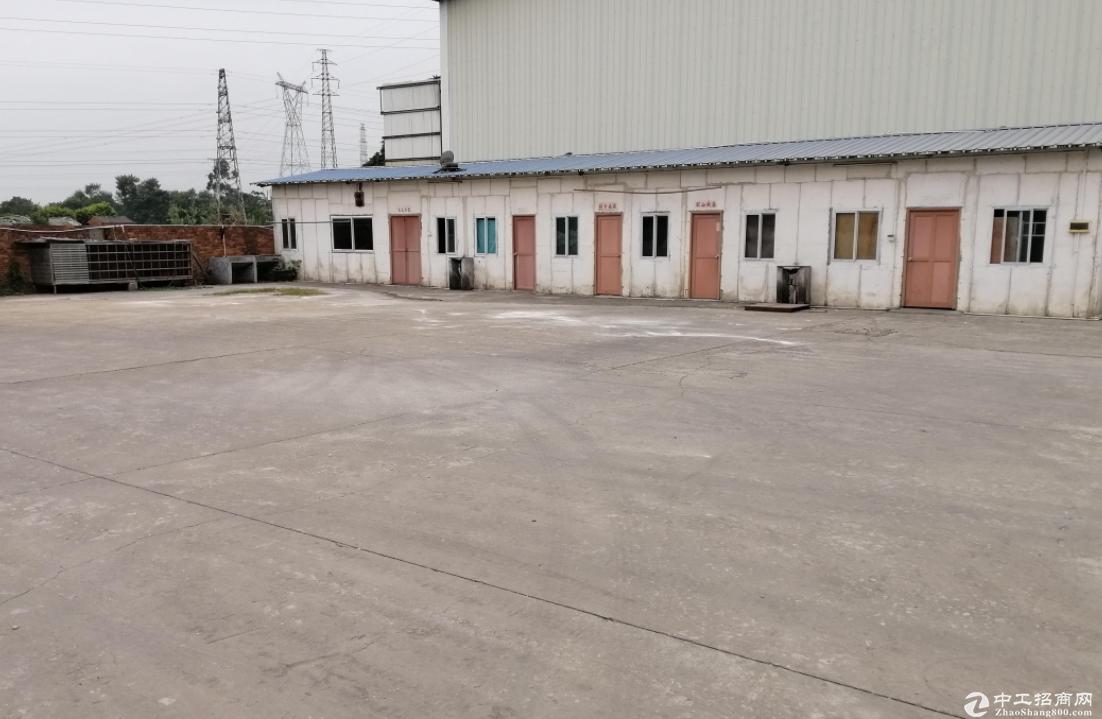 出租西樵工业园3千方车间4千方吉地标准独院厂房 315k电