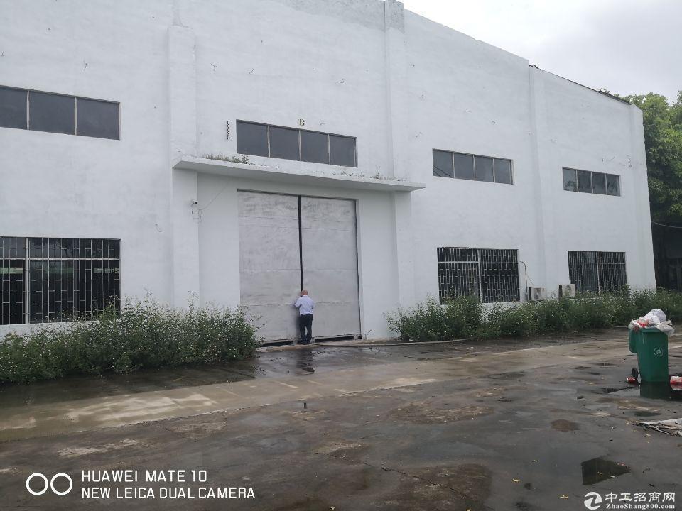 仓库厂房招租,一楼钢构1980平,坪山坑梓最低价位