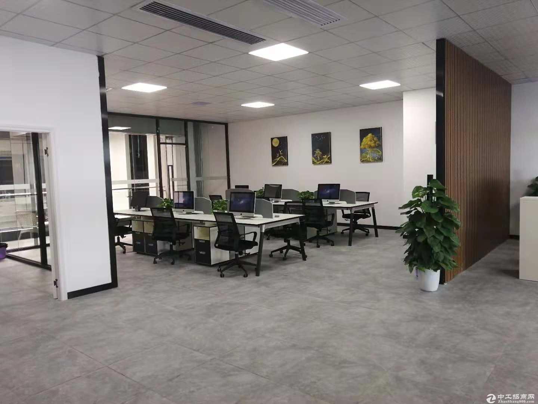 南山精装修带家具办公室500平方出租