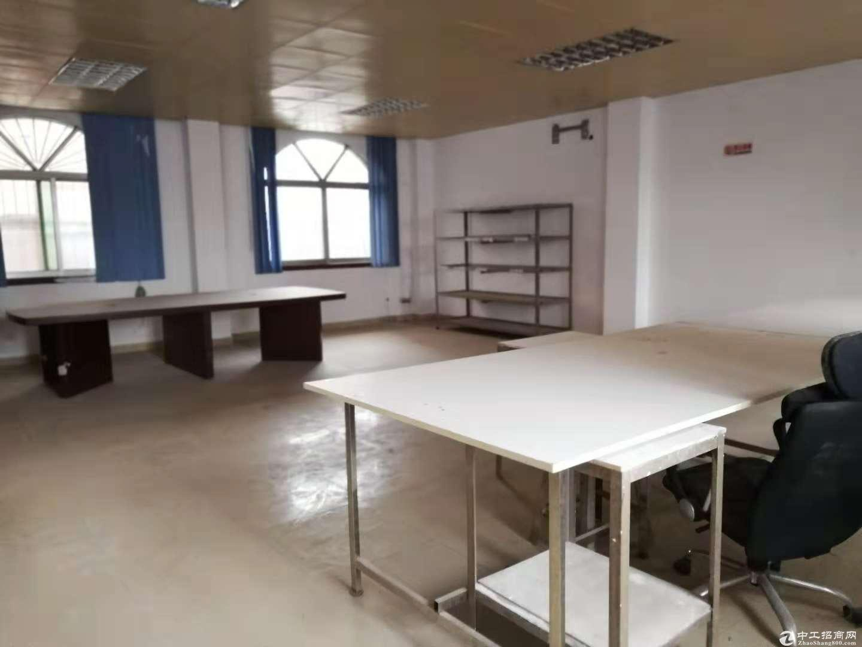 南山一楼160平精装修,带办公家具、空调