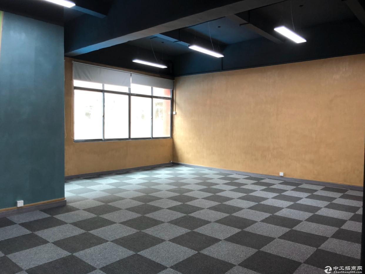 西丽九祥岭楼上250平办公室精装修出租