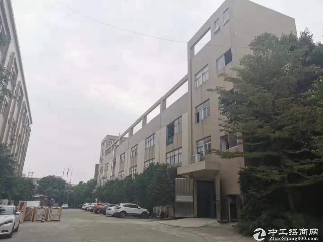中山市小榄镇国有证标准厂房13000平方出售 工业用地-图4