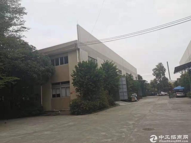 中山市小榄镇国有证标准厂房13000平方出售 工业用地-图5
