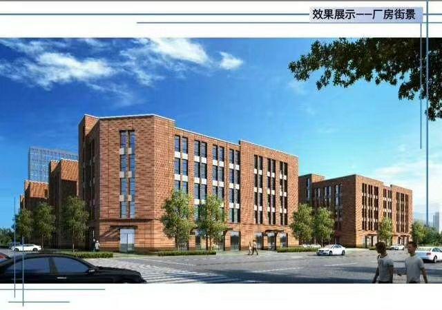 长江新城产业园,标准厂房证件齐全,无税收要求.
