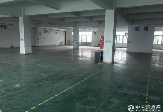 龙岗爱联工业区厂房出租仓库出租200平分租空地大一楼大小可分