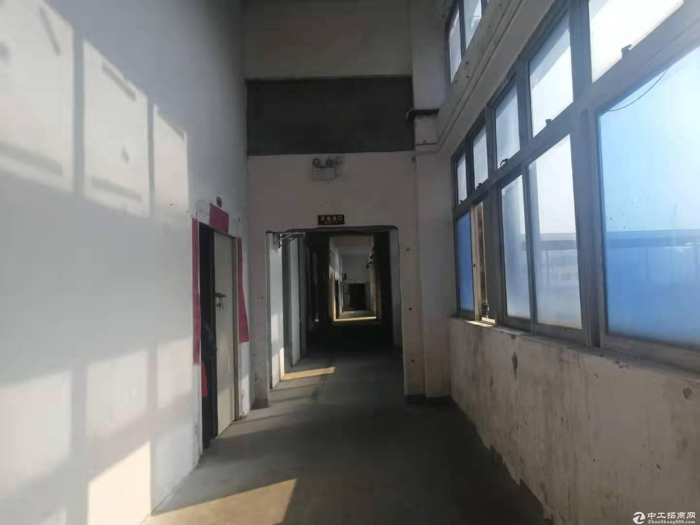 500平方一楼带办公室厂房业主直租