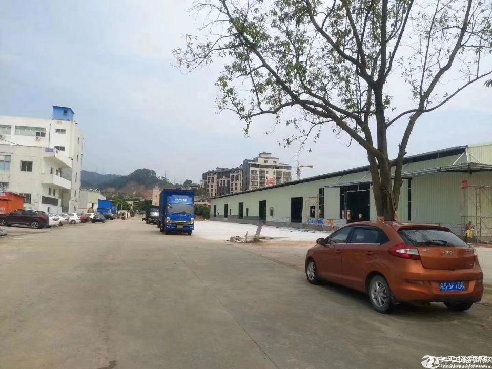 大岭山龙大高速公路出口附近新建物流仓库厂房5000平方出租